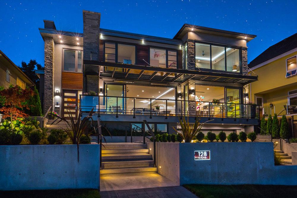 Hythe-Residence-by-VictorEric Futuristic House Designs: Möbler och heminredning
