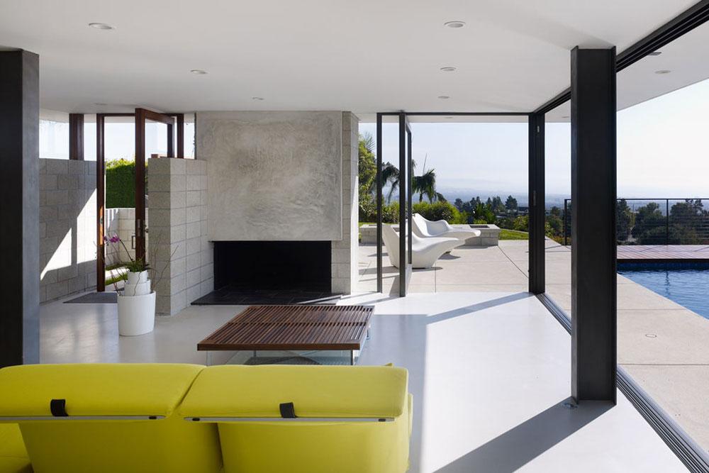 Evans-by-Bittoni-Architects Futuristiska husdesigner: möbler och heminredning