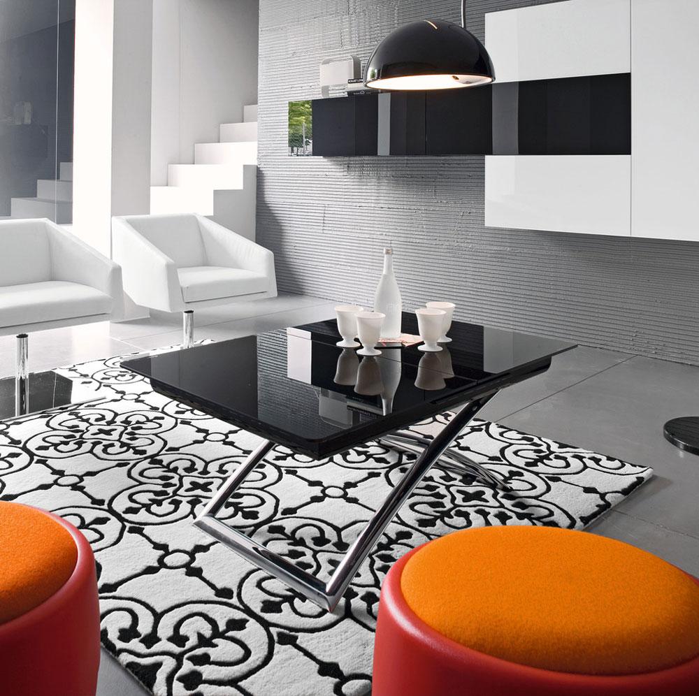 Modern-Living-by-Calligaris Futuristiska husdesigner: möbler och heminredning