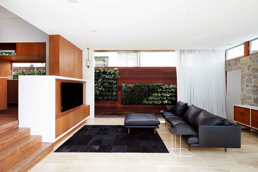 Pool-House-by-Elaine-Richardson-Architect Minimalistiska vardagsrumsidéer att applicera på ditt hem