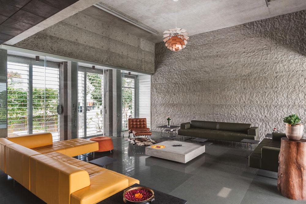 Engineers-House-by-ESSTEAM Minimalistiska vardagsrumsidéer som du bör använda i ditt hus