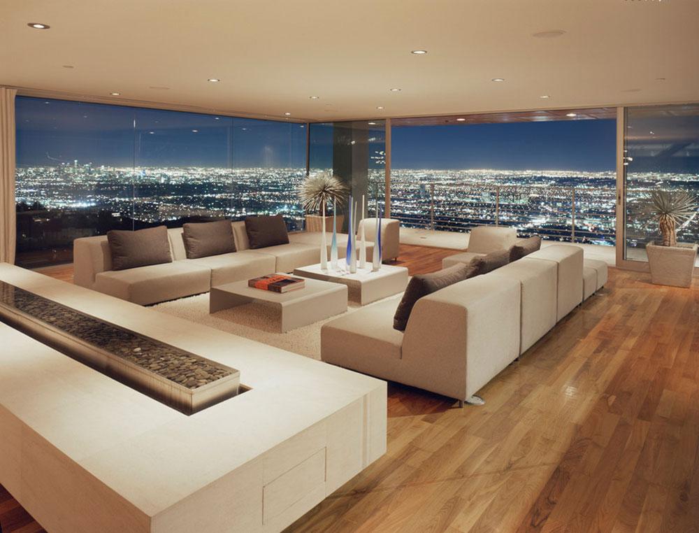 Dafna-Zilafro-by-SPF-Architekten Minimalistiska vardagsrumsidéer som du bör använda i ditt hem