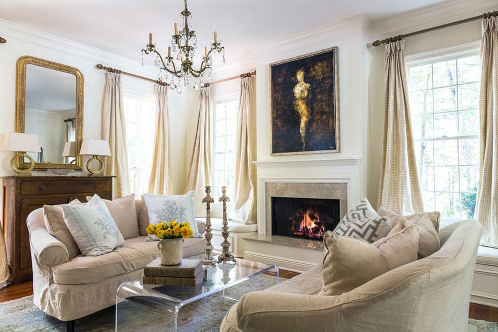 Harp-Residence-by-St-Romain-Interiors Minimalistiska vardagsrumsidéer att använda i ditt hem