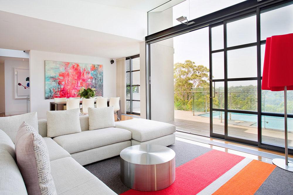 Middle-Cove-by-Bronwyn-Poole-of-Touch-Interiors Minimalistiska vardagsrumsidéer att tillämpa på ditt hem