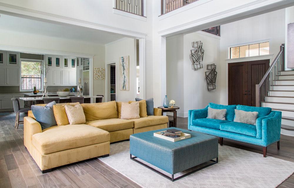 Ashton-by-Design-Interiors-Inc Minimalistiska vardagsrumsidéer för ditt hem