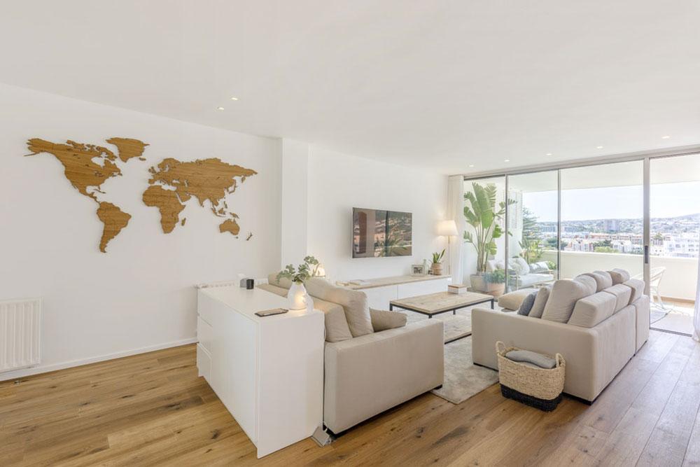 REFORMA-CASA-ONA-by-QBarquitectos Minimalistiska vardagsrumsidéer som du bör använda i ditt hem