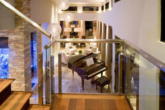 76873255228 Nytt modernt hem från Phil Kean Designs med vacker inredning