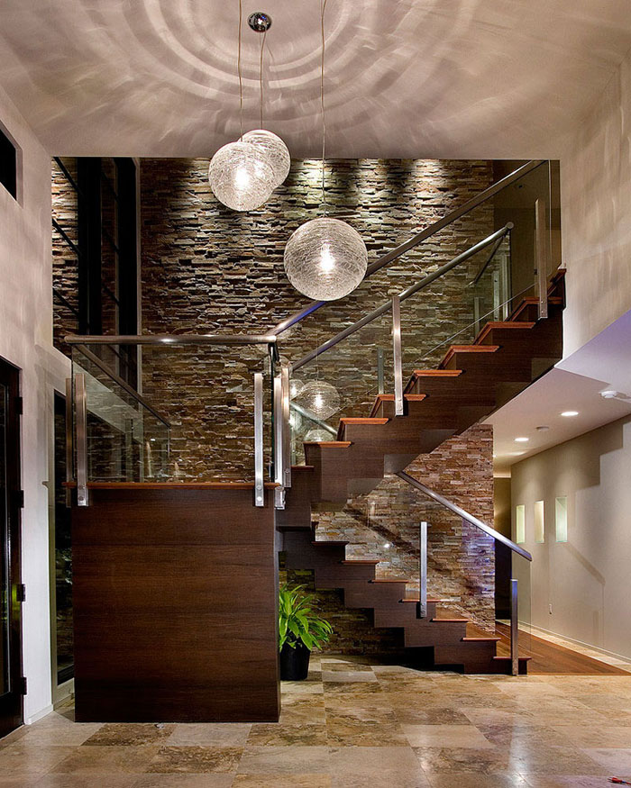 76873282598 Nytt modernt hem av Phil Kean Designs med vacker inredning