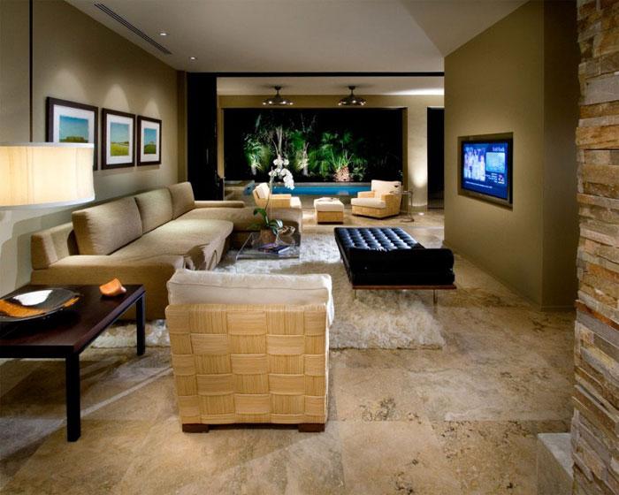 76873337812 Nytt modernt hem från Phil Kean Designs med vacker inredning