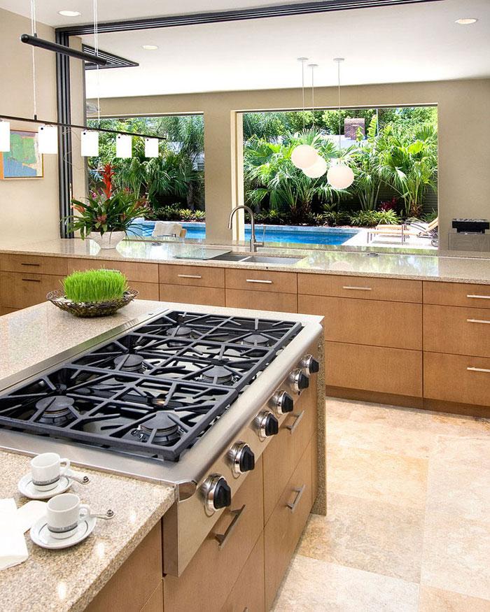 76873137062 Nytt modernt hem av Phil Kean Designs med en vacker inredning