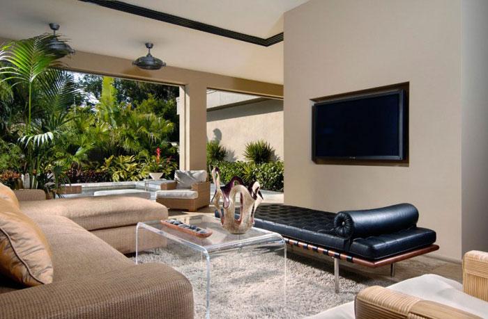 76873020183 Nytt modernt hem av Phil Kean Designs med vacker inredning