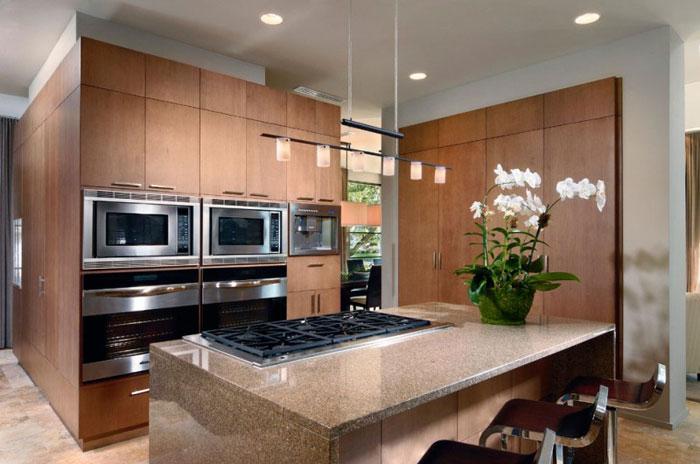 76873094991 Nytt modernt hem av Phil Kean Designs med en vacker inredning