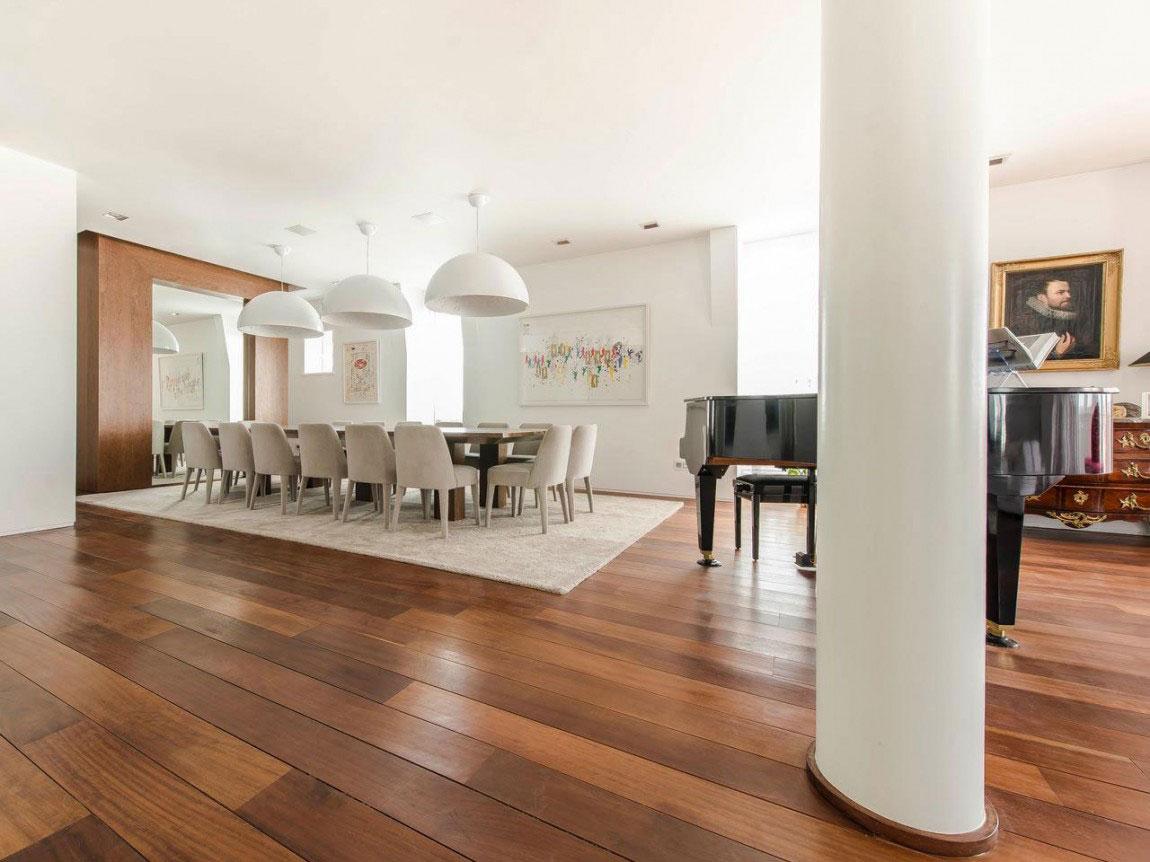 Elegant lägenhet med fantastisk utsikt över Bryssel-11 Elegant lägenhet med fantastisk utsikt över Bryssel