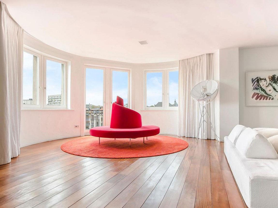 Elegant lägenhet med fantastisk utsikt över Bryssel-8 Elegant lägenhet med fantastisk utsikt över Bryssel
