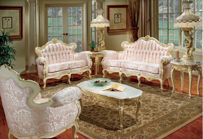 65796804628 Den klassiska och eleganta stilen i viktorianska vardagsrum