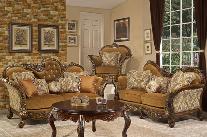 65797051650 Den klassiska och eleganta stilen i viktorianska vardagsrum