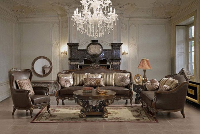 65796864351 Den klassiska och eleganta stilen i viktorianska vardagsrum