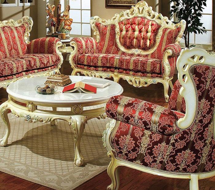 65797016542 Den klassiska och eleganta stilen i viktorianska vardagsrum