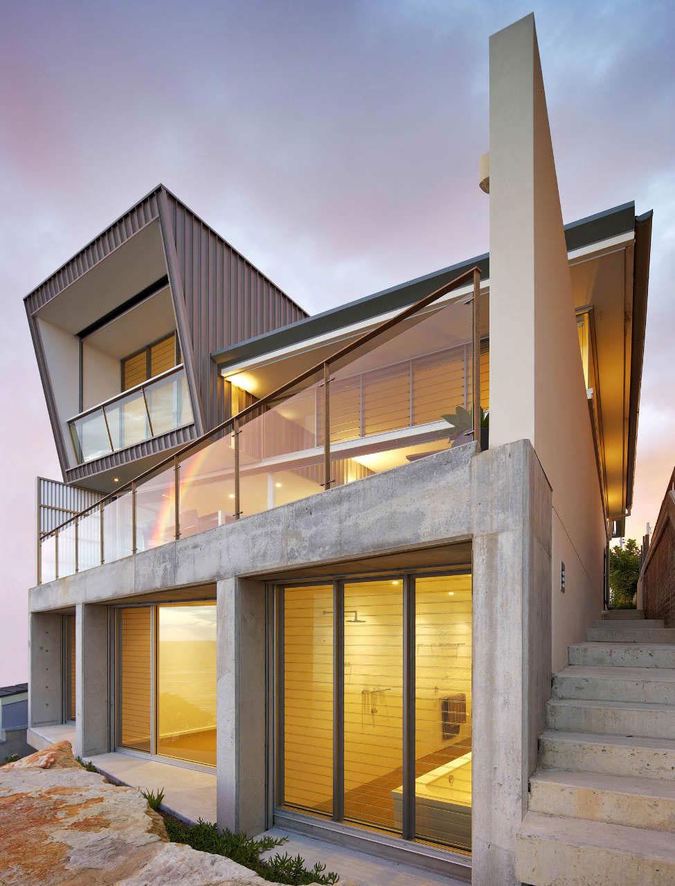 Queenscliff-House-by-Utz-Sanby-Architects australisk arkitektur och några vackra hus för att inspirera dig