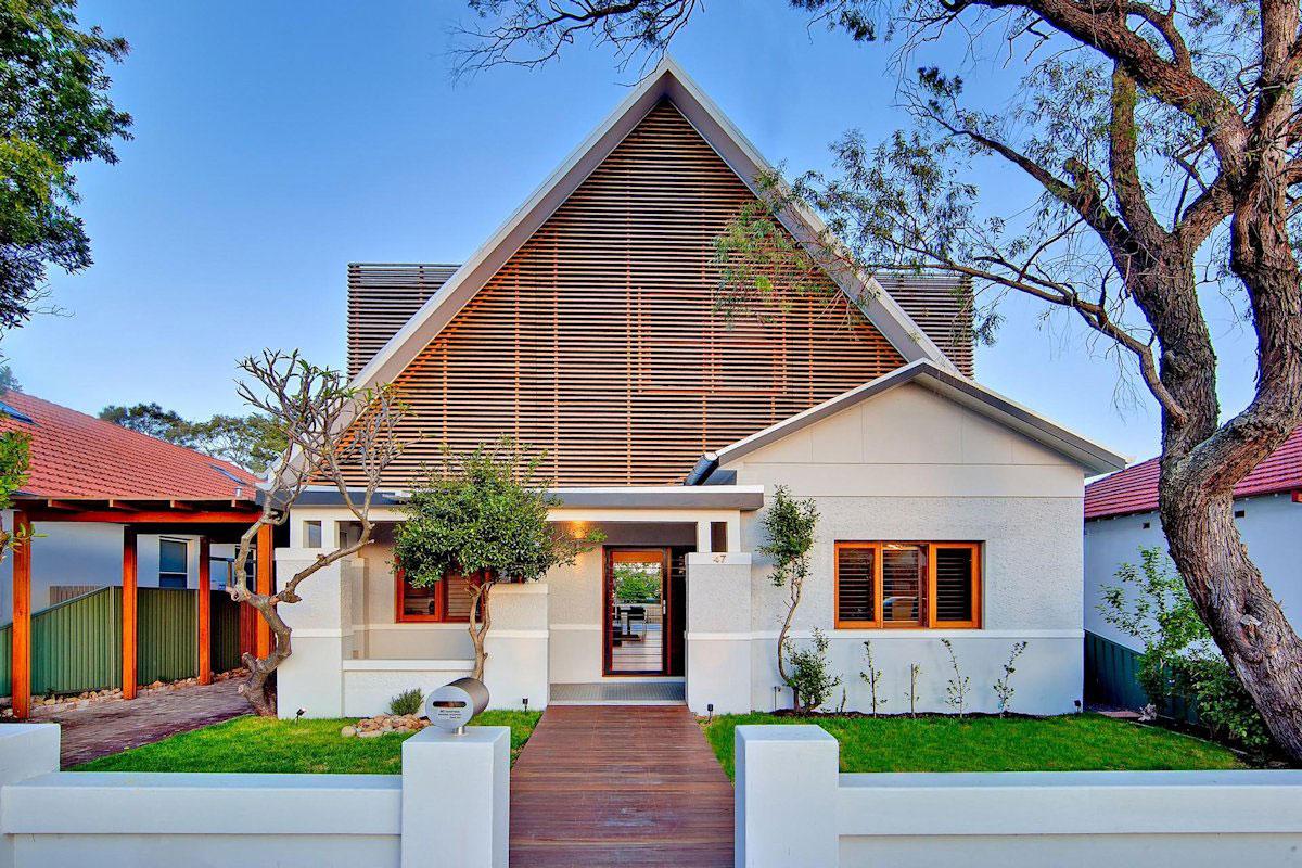 Kensington-Residence-by-CplusC-Architecture-Workshop Australisk arkitektur och några vackra hus för att inspirera dig