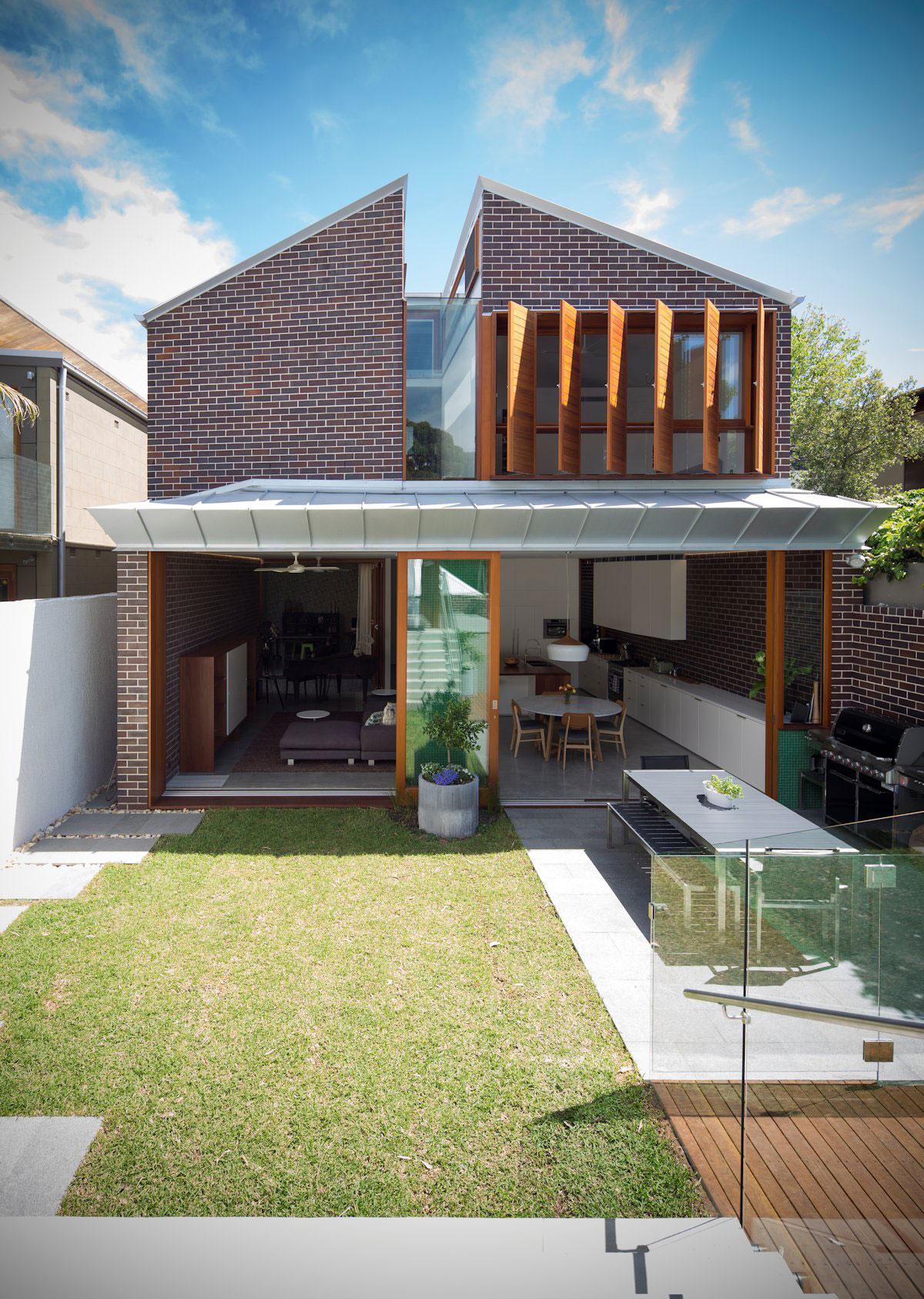 Green-House-by-Carterwilliamson-Architects Australisk arkitektur och några vackra hus för att inspirera dig