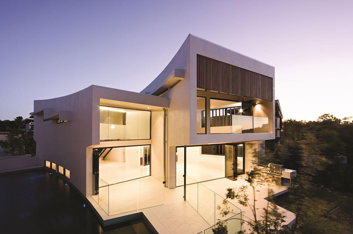 Elysium-154-House-by-BVN-Architektur Australisk arkitektur och några vackra hus för att inspirera dig