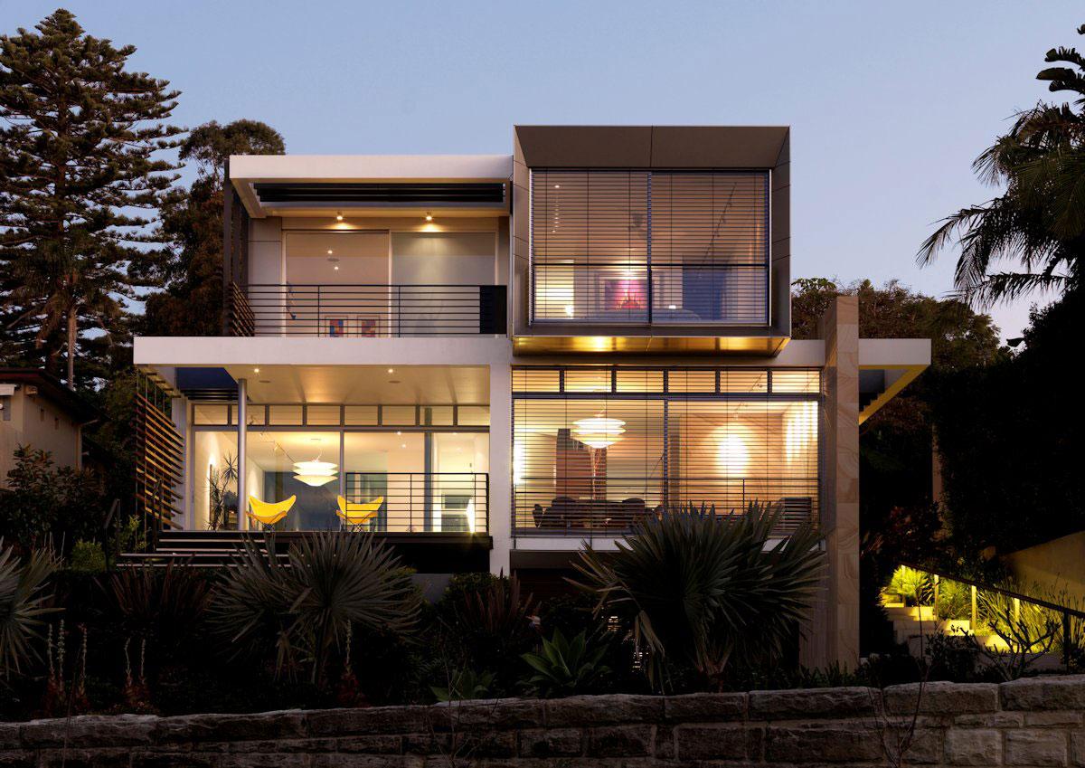 Wentworth-Rd-House-av-Edward-Szewczyk-Architects australisk arkitektur och några vackra hus för att inspirera dig