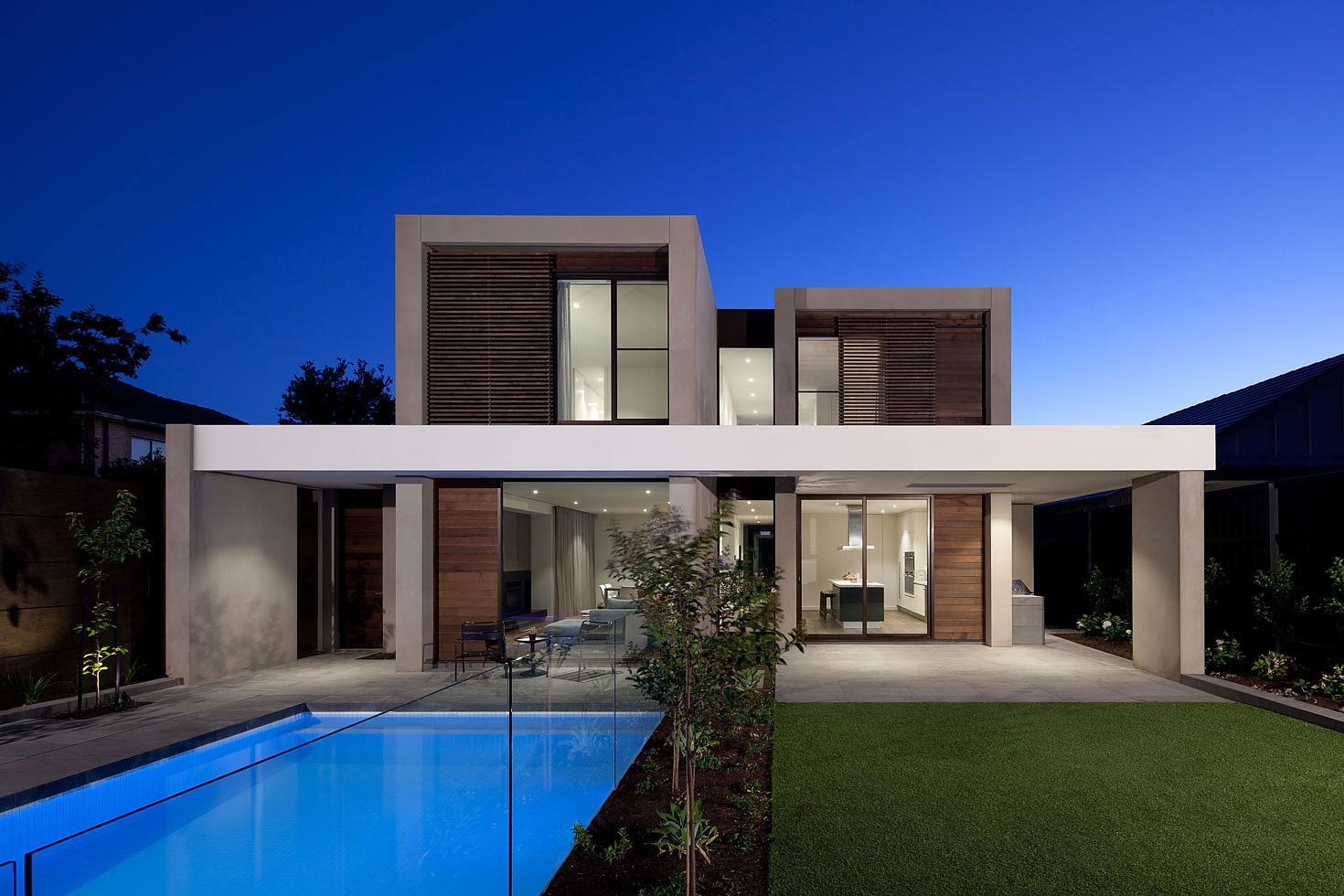 Brighton-House-by-InForm australisk arkitektur och några vackra hus för att inspirera dig