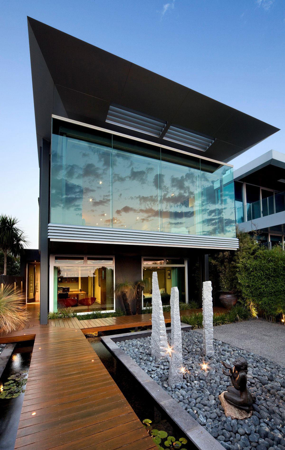 Esplanade-House-by-Finnis-Architects Australisk arkitektur och några vackra hus för att inspirera dig
