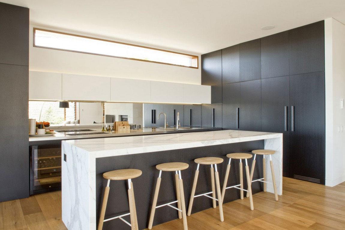 Skapa-ett-kök-modern-inredning-design-10 Skapa ett kök Modern inredning för ett modernt hus