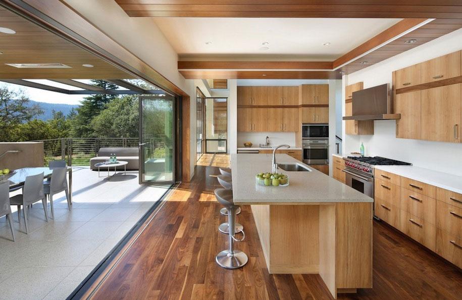 Skapa-Ett-Kök-Modern-Inredning-Design-9 Skapa ett Kök Modern Inredning för ett modernt hus