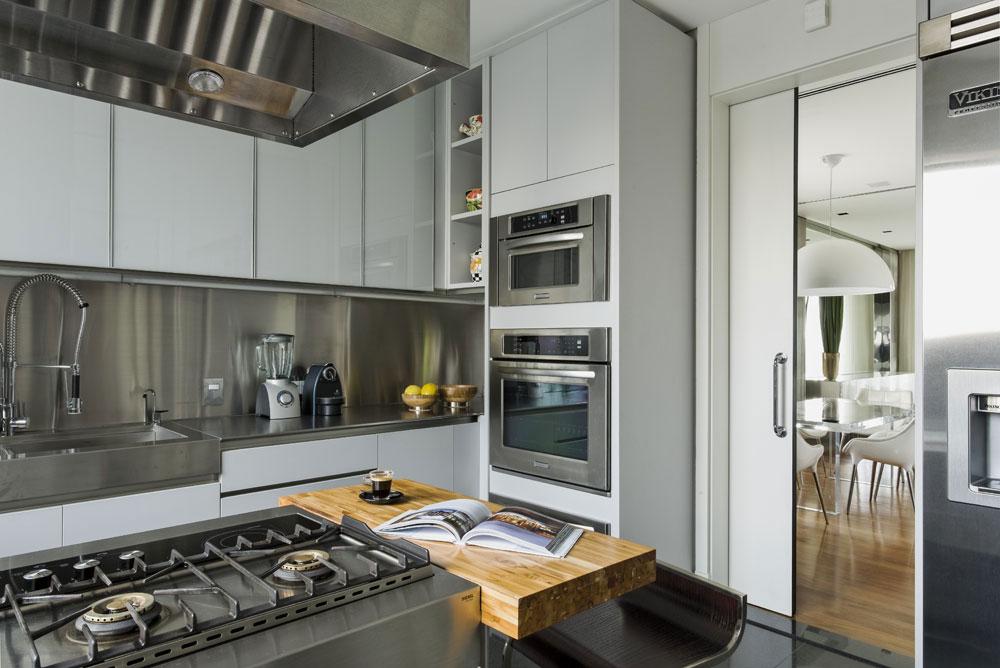 Skapa-ett-kök-modern-inredning-design-8 Skapa ett kök Modern inredning för ett modernt hus