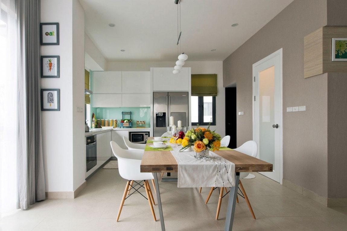 Skapa-Ett-Kök-Modern-Inredning-Design-4 Skapa ett kök Modern Inredning för ett samtida hus