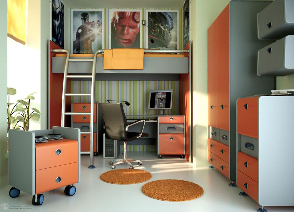 Att dekorera ett tonårsrum ska vara enkelt med denna typ av inspiration 11 Att dekorera ett tonårsrum ska vara enkelt med denna typ av inspiration