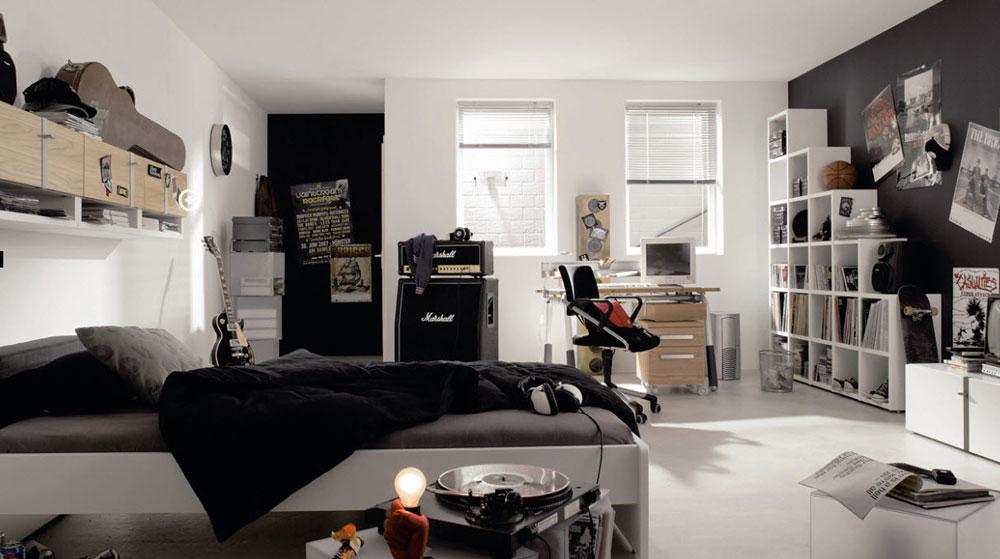 Att dekorera ett tonårsrum ska vara enkelt med denna typ av inspiration 3 Att dekorera ett tonårsrum ska vara enkelt med denna typ av inspiration
