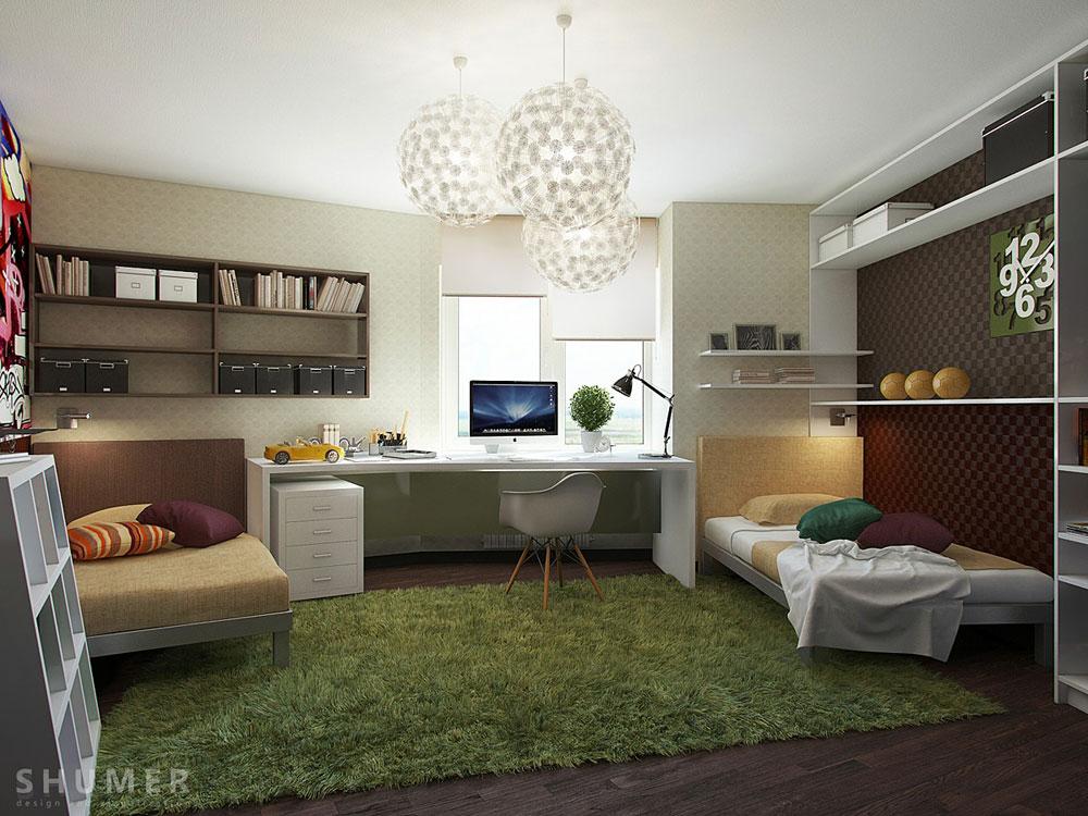 Att dekorera ett tonårsrum ska vara enkelt med denna typ av inspiration 12 Att dekorera ett tonårsrum ska vara enkelt med denna typ av inspiration
