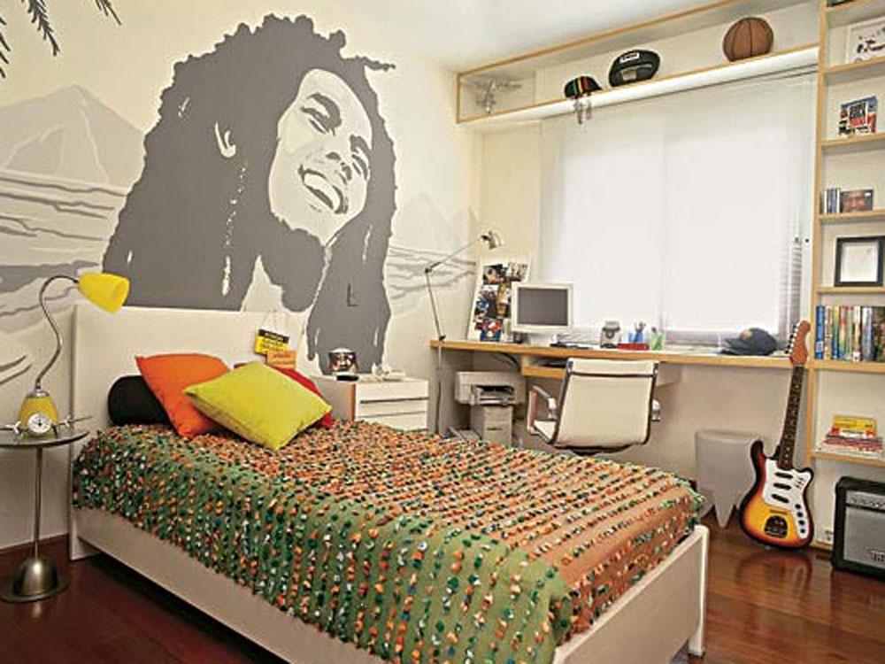 Att dekorera ett tonårsrum ska vara enkelt med denna typ av inspiration 8 Att dekorera ett tonårsrum ska vara enkelt med denna typ av inspiration