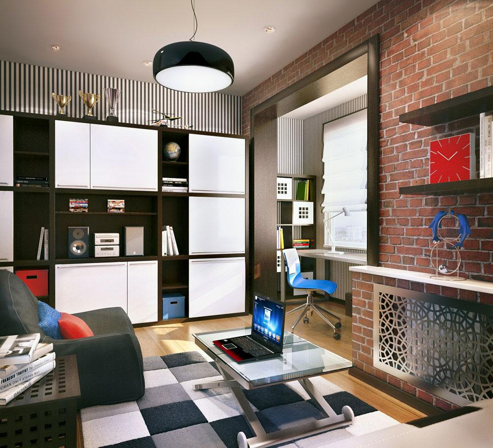 Att dekorera ett tonårsrum ska vara enkelt med denna typ av inspiration 2 Att dekorera ett tonårsrum ska vara enkelt med denna typ av inspiration