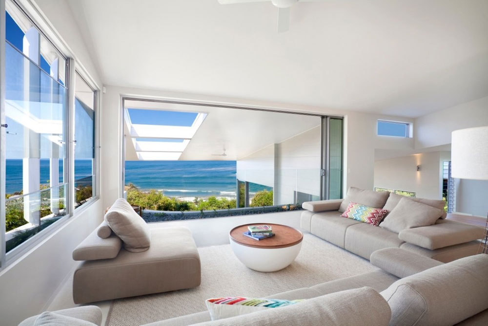 Sluta drömma och börja designa ett strandhus.  2 Sluta drömma och börja designa ett strandhus