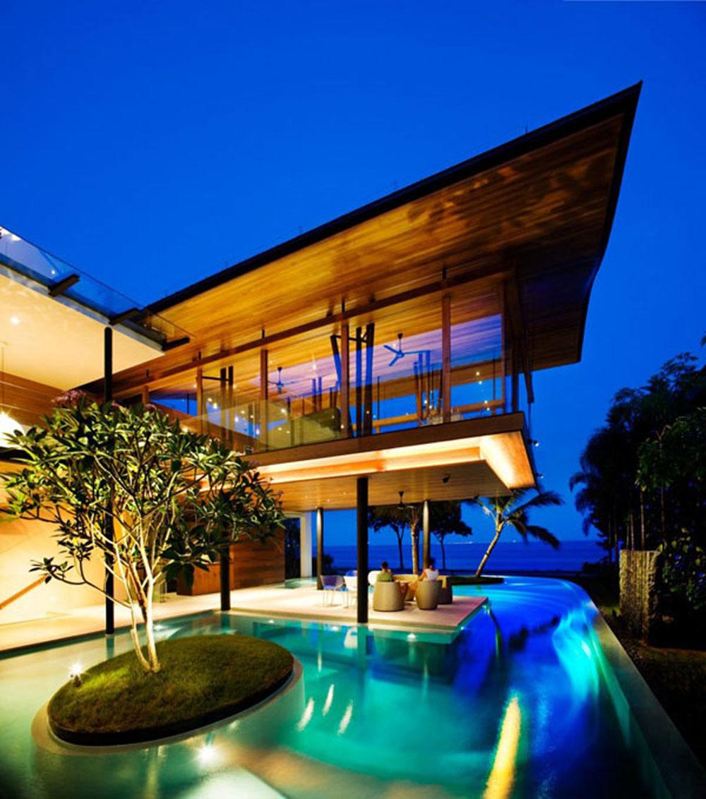 Sluta drömma och börja designa ett strandhus.  5 Sluta drömma och börja designa ett strandhus