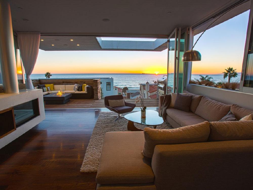 Sluta drömma och börja designa ett strandhus.  1 Sluta drömma och börja designa ett strandhus
