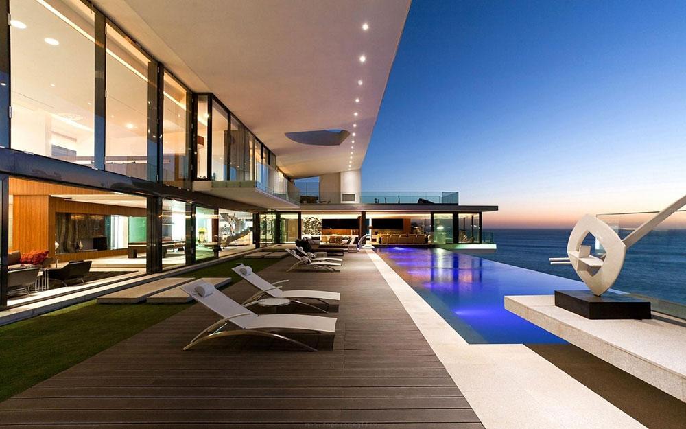 Sluta drömma och börja designa ett strandhus.  3 Sluta drömma och börja designa ett strandhus