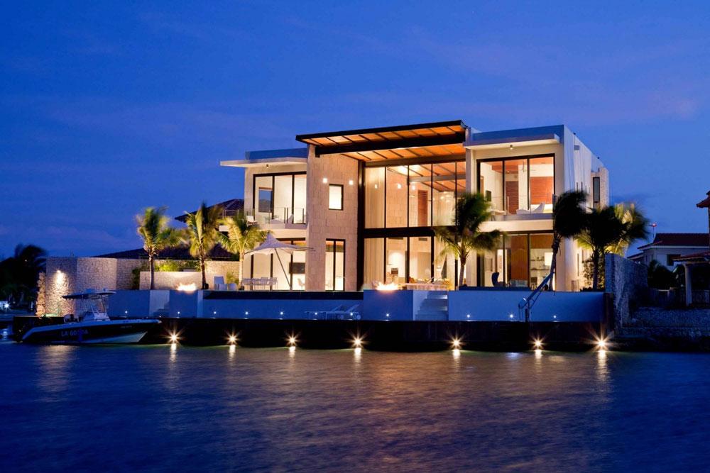 Sluta drömma och börja designa ett strandhus.  7 Sluta drömma och börja designa ett strandhus