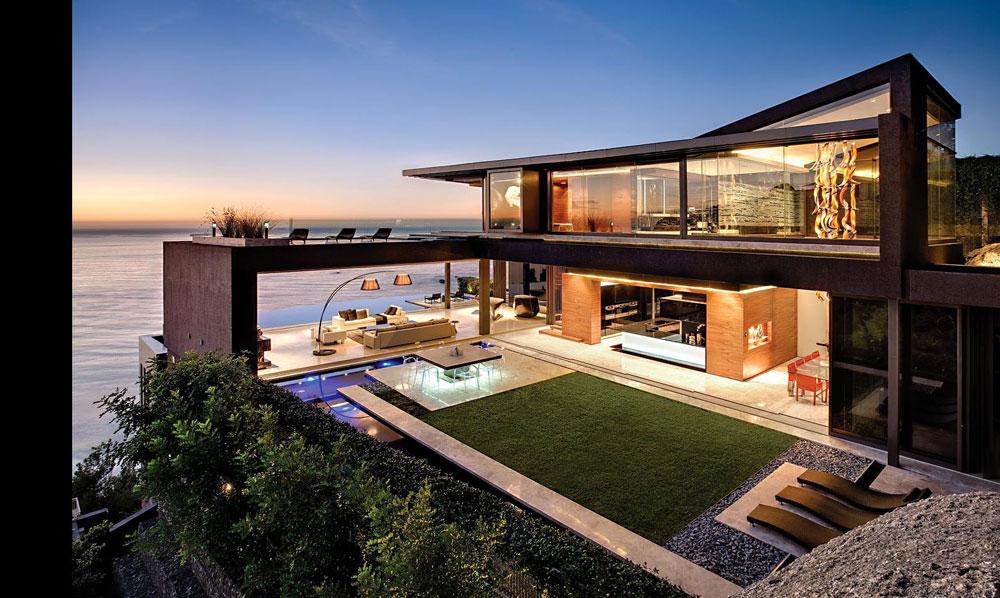 Sluta drömma och börja designa ett strandhus.  9 Sluta drömma och börja designa ett strandhus
