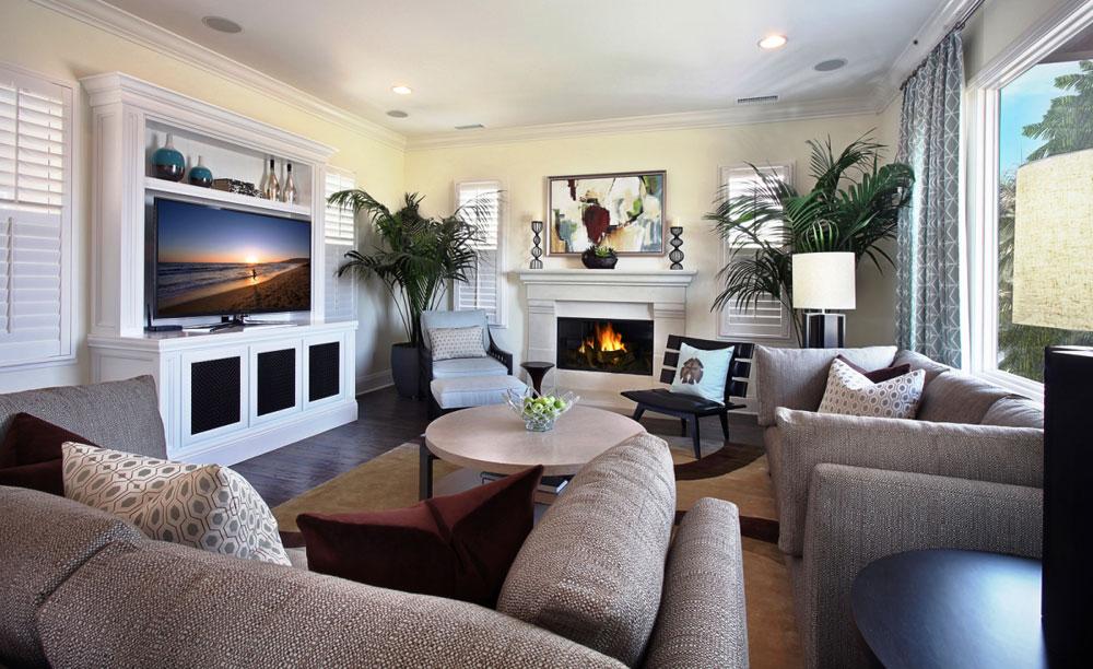 Familjerum-möbler-layout-idéer-bilder-2 familjerumsmöbler, layout, idéer, bilder