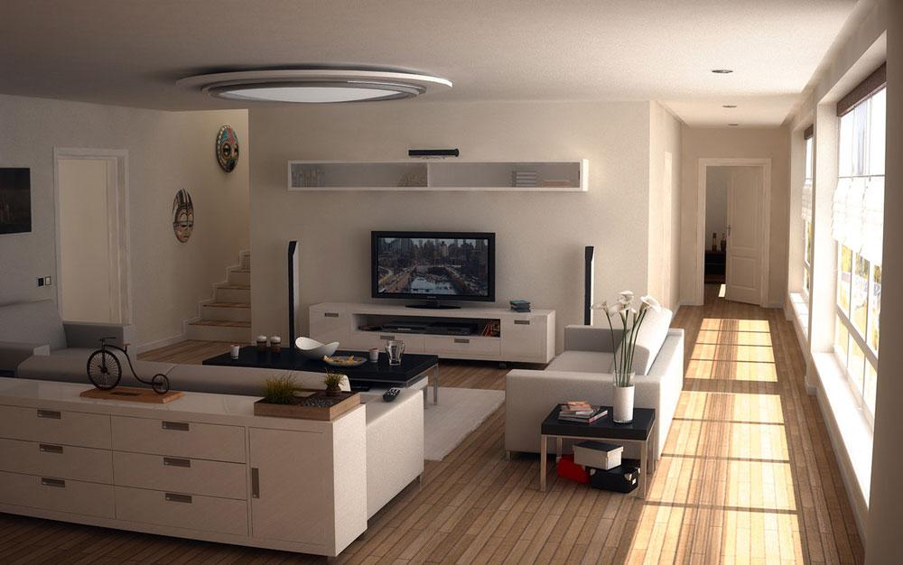 Familjerum-möbler-layout-idéer-bilder-11 familjerumsmöbler, layout, idéer, bilder