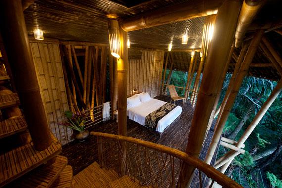 bal15 Miljövänliga hus som en del av en grön by på Bali Designad av Ibuku Studio