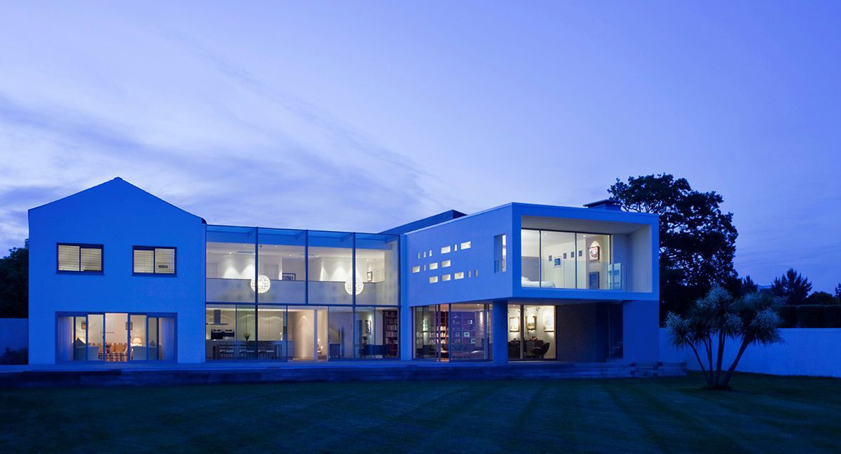 Le-Foin-Bas-House-by-Jamie-Falla-Architecture House Architecture Gallery - Stor inspiration