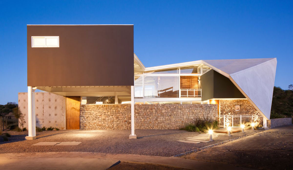La Piscucha House av Cincopatasalgato House Architecture Gallery - stor inspiration