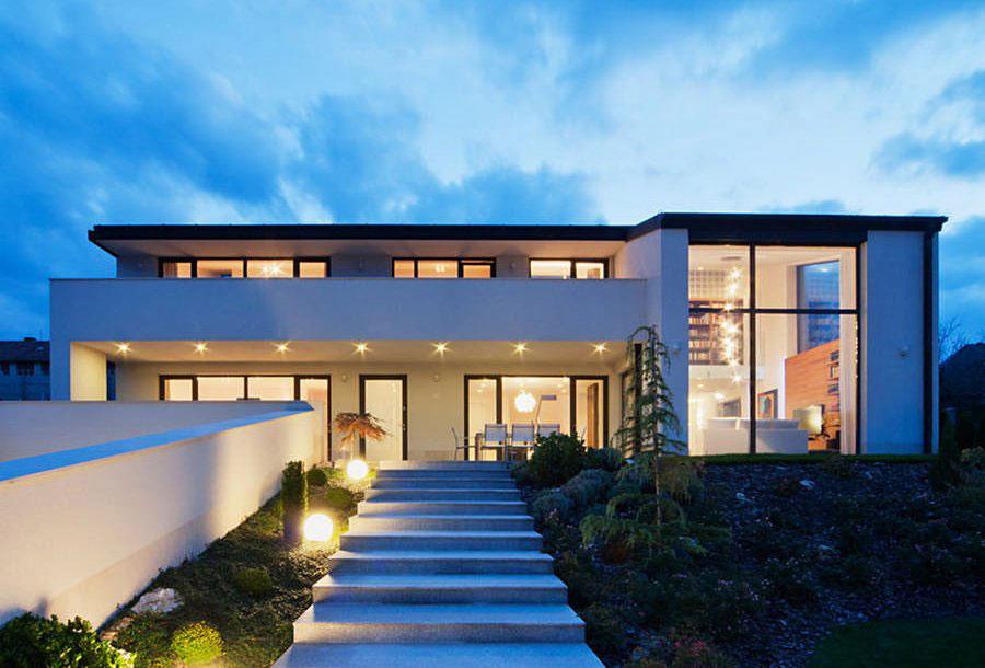 Villa-in-Gardencity-von-Sandor-Duzs-and-Architema House Architecture Gallery - Stor inspiration